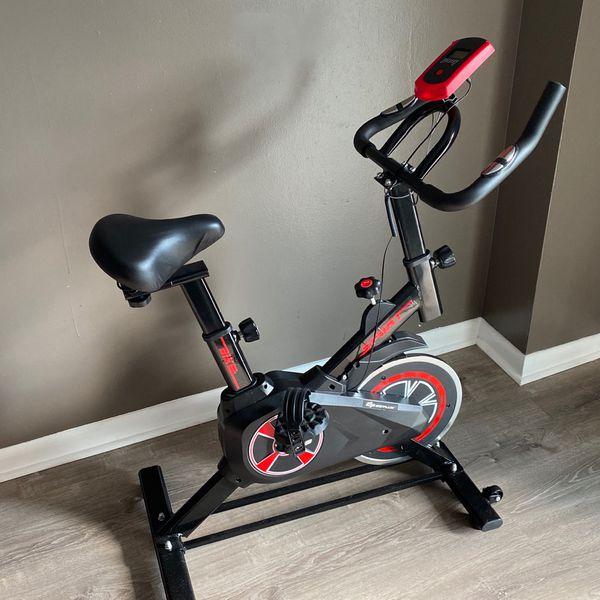 Cp Goplus Bike Staitionary Bike
