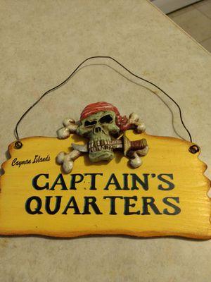 Door plaque for Sale in Acampo, CA