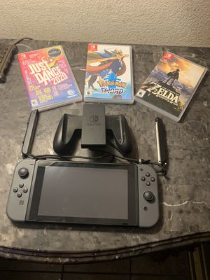 Nintendo switch for trade for Sale in Bloomington, CA