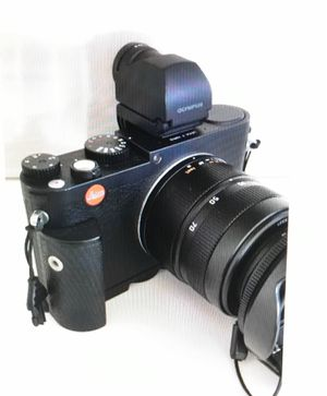 Leica X Vario electronic view finder vf-2 made by Olympus. Xlnd cond. $180 (view finder only) for Sale in Coronado, CA