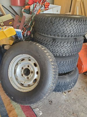 Goodyear Wrangler Radial Tires for Sale in Tinley Park, IL