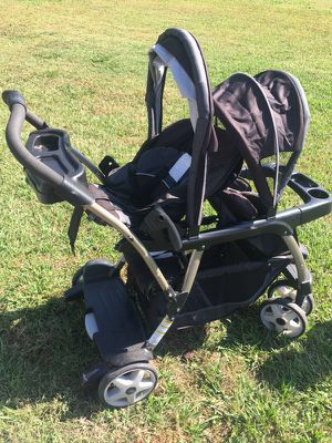 Graco Ready2grow Click connect Double Stroller for Sale in High Point, NC
