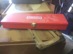 Small tool box with some miscellaneous tools for Sale in Colorado Springs, CO