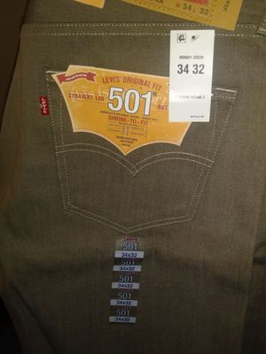 Mens Levi 501 for Sale in Cleveland, OH