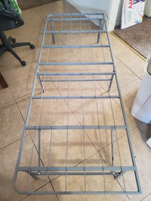 Bed frame. 2 pieces - full/queen size for Sale in Palmdale, CA