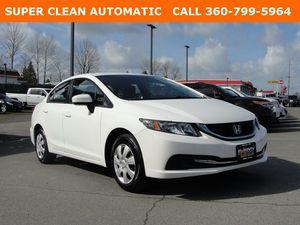 2015 Honda Civic Sedan for Sale in Monroe, WA