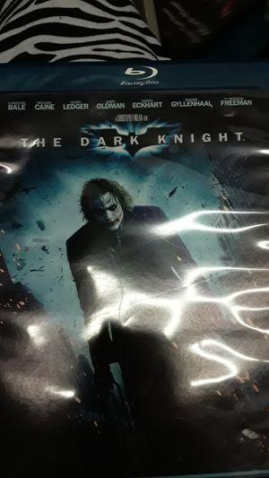 Blue ray dark knight for Sale in Miami, FL