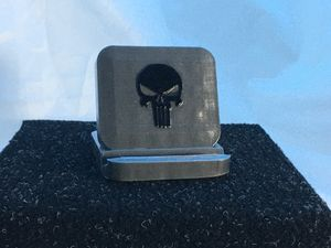 Punisher phone stand for Sale in St. Cloud, FL