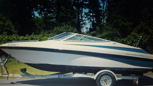 1997 Crownline Bowrider with Trailer for Sale in Roanoke, VA