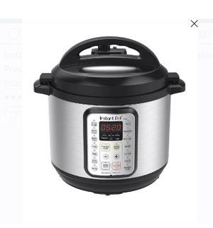 Instant Pot 8 QT Viva 9-in-1 Multi-Use Programmable Pressure Cooker ( Open Box) for Sale in Windermere, FL