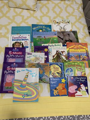 Children's Books (All included) for Sale in Sunnyvale, TX