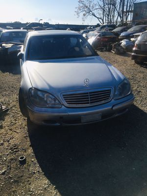 2000 Mercedes s450 PARTING OUT for Sale in Stockton, CA