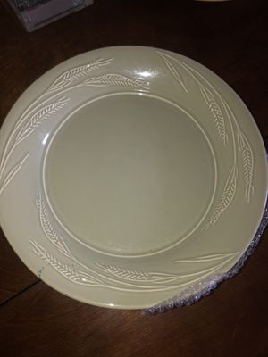 Pottery Barn plates for Sale in Garden Grove, CA