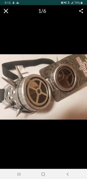 Steampunk goggles for Sale in MONTGMRY, IL