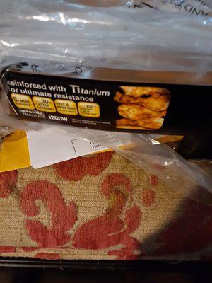 Titanium electric skillet for Sale in Fortville, IN