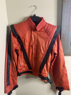 """Authentic 1980s Micheal Jackson """"Triller"""" jacket for Sale in Nashville, TN"""