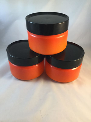 (3) Anchor Hocking Fire King Flame Red Orange 1 Quart Containers & Lids for Sale in San Antonio, TX