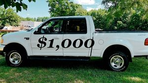🎁✔ I SELL $1,OOO ,Original Owner 2OO2 Ford F-150 New tires🎁✔ for Sale in Washington, DC