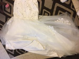 Wedding dress for Sale in Wardsville, MO