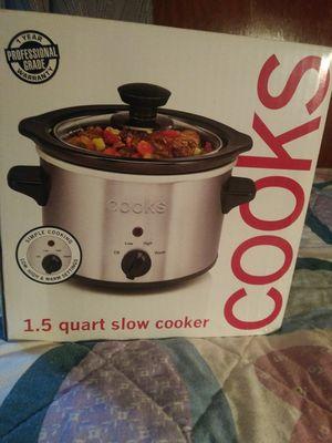 Brand new crock pot for Sale in Dawson, PA