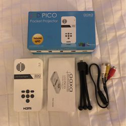 AAXA Technologies LED Pick Pocket Projector for Sale in Fullerton,  CA