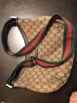 Gucci Crossbody Purse w/ Adjustable Strap for Sale in Bowie, MD