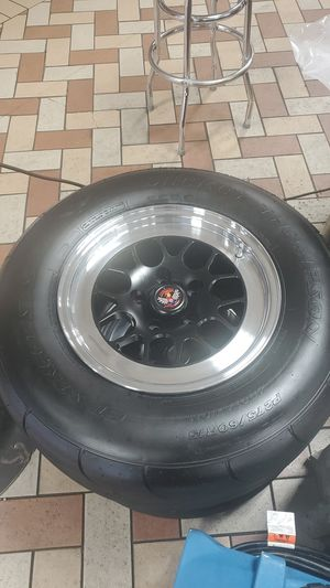 """15"""" welds Mickey Thompson tires for Sale in Fort Lauderdale, FL"""