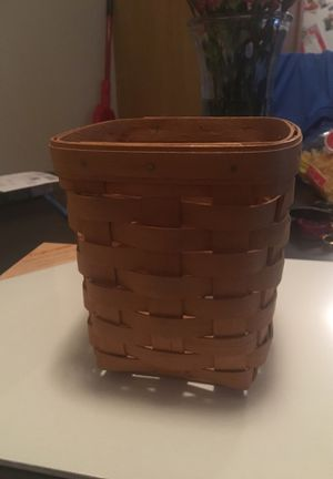 Longaberger basket for Sale in El Paso, TX