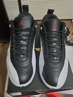 Jordan 12 low Playoff size 10 for Sale in Grand Prairie, TX