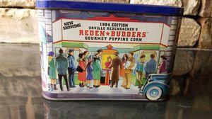 Orville Redenbacher's tin for Sale in Shelbyville, TN
