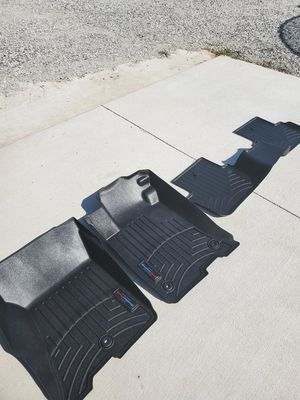 Acura tlx awd all weathertech matts for Sale in East Wenatchee, WA