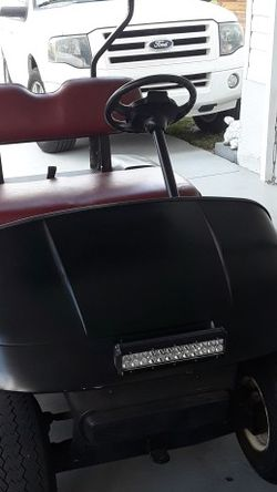E-Z-Go Golf Cart 2002 Runs Perfect for Sale in Fort Lauderdale,  FL