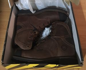 Justin work boots / botas for Sale in San Leandro, CA