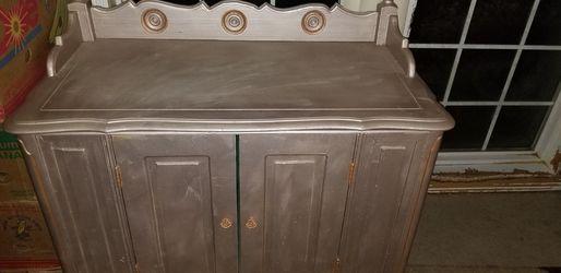 Antiqoe Cabinet for Sale in Prattville,  AL