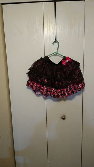 Monster high tu tu skirt for Sale in Hilliard, OH