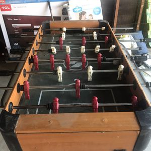 Foosball/Air hockey for Sale in March Air Reserve Base, CA