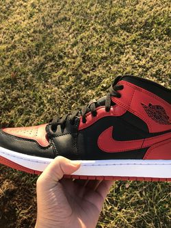 Nike Air Jordan 1 Mid Banned Size 12 DS for Sale in Smyrna,  TN