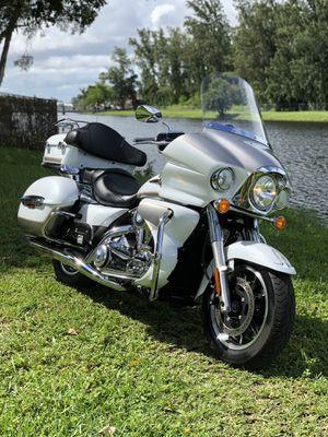 2013 KAWASAKI VULCAN VOYAGER 1700 for Sale in North Miami, FL
