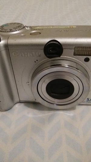 Canon camera for Sale in San Francisco, CA