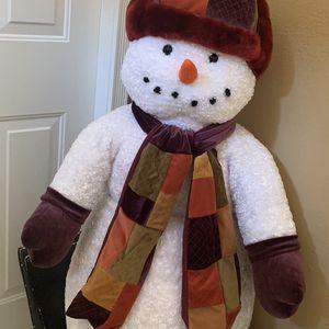 Beautiful Big Snowman for Sale in Miami, FL