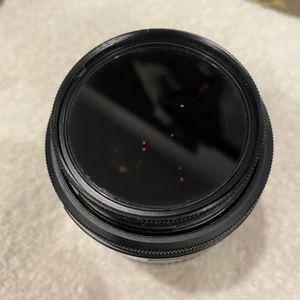 Nikon AF Nikkor 35-105mm f3.5-4.5 with Hoya 52mm PL-CIR Filter No Lens Cap for Sale in Anaheim, CA