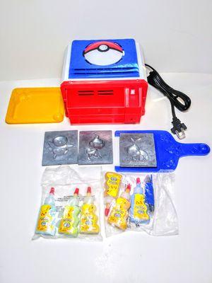 Pokemon Creepy Crawler Oven Mold Maker for Sale in Garland, TX