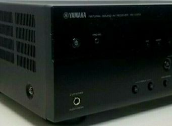 Yamaha RXV-373 surround sound receiver with hdmi inputs for Sale in Oceanside,  CA