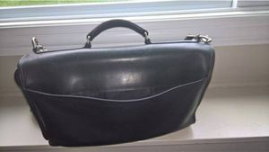 "Coach Leather 5310 Hudson Laptop Messenger Bag"" for Sale in Tinley Park, IL"