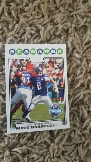 Football card for Sale in Wenatchee, WA