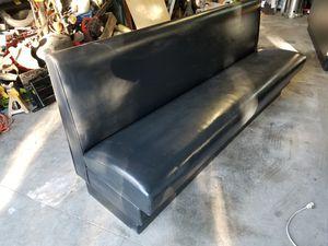 7 foot both seats for Sale in Cedar Rapids, IA