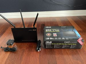 ASUS AC1900 dual-band router for Sale in San Diego, CA