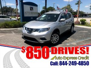 2016 Nissan Rogue for Sale in Plantation, FL