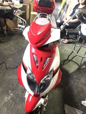 Battery motorcycle for Sale in Long Beach, CA
