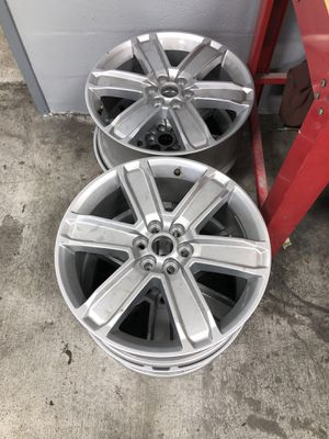 20 inch colorado rims for sale $200 for Sale in Hollywood, FL